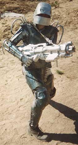Ружье 2010 и ружье стреляющее шприцами